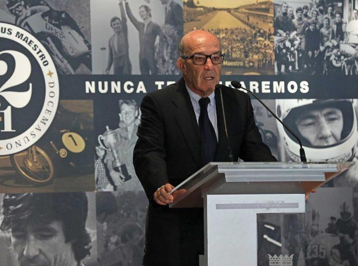 Carmelo Ezpeleta anuncia el comienzo de MotoGP 2020