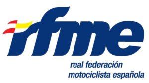 Logotipo RFME Real Federación Motociclista Española