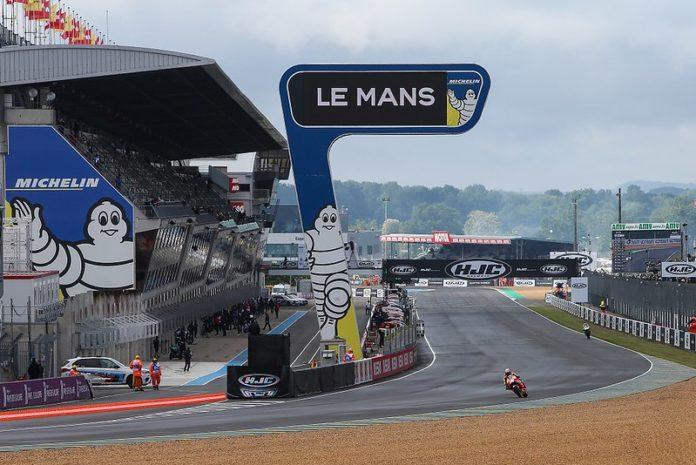 Circuito de Le Mans MotoGP