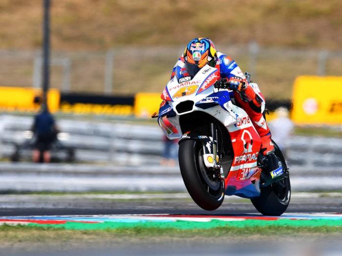 Jack Miller ficha por el Ducati de MotoGP para 2021