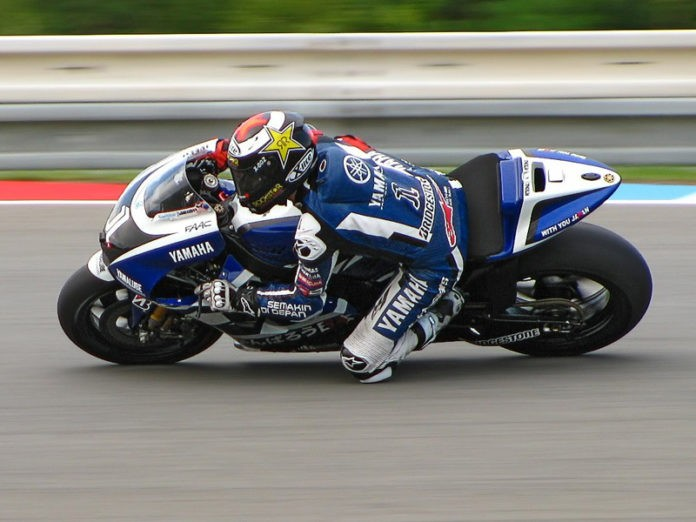 Jorge Lorenzo Yamaha