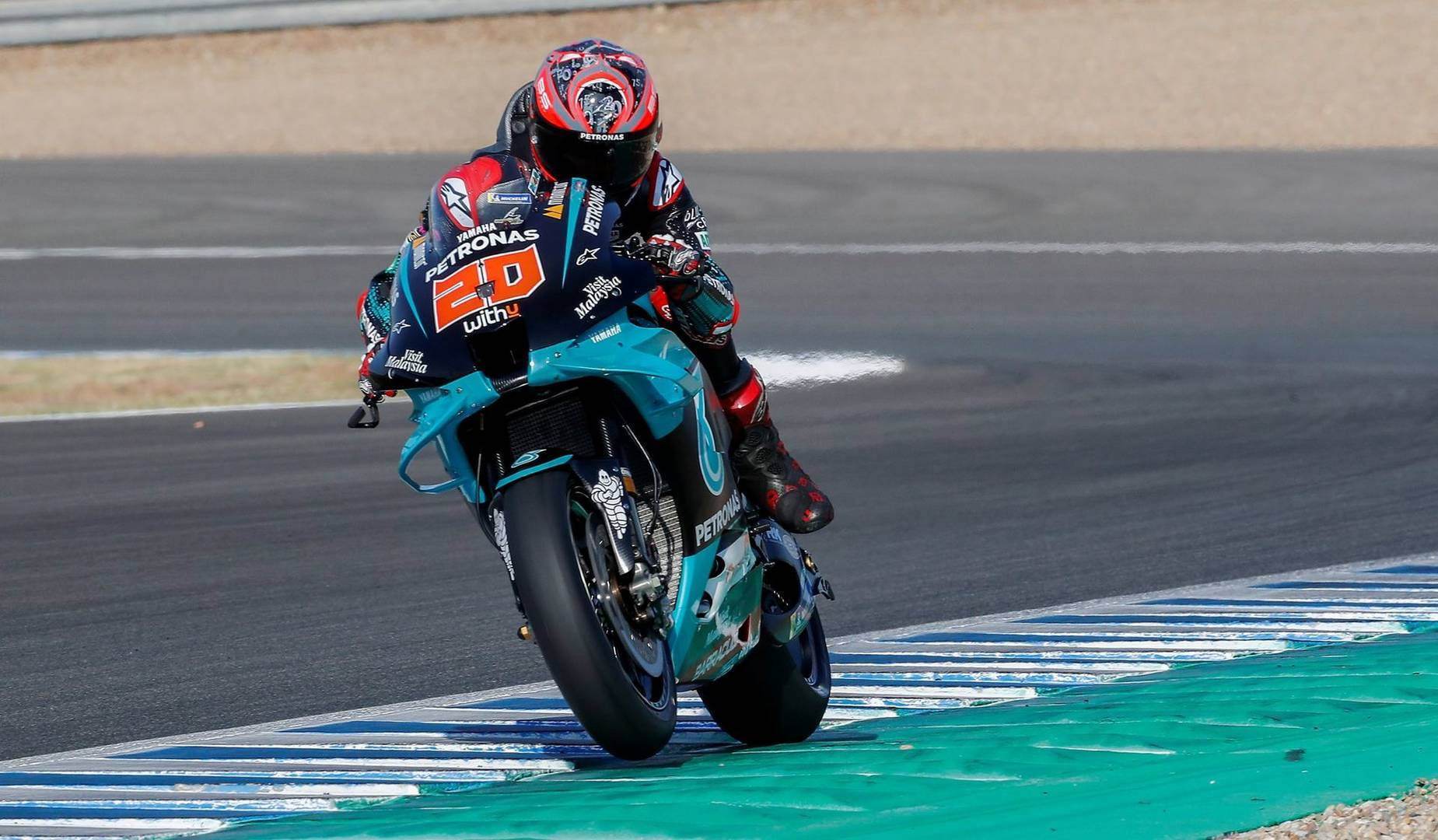 #SpanishGP   Fabio Quartararo se lleva su primera victoria en MotoGP