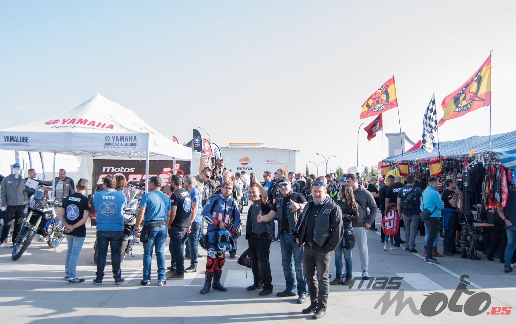 GALERÍA | Asistentes al Moto Encuentro Down Madrid 2019