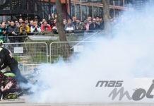 Ángel Campos Stunt en Motorama Madrid 2020