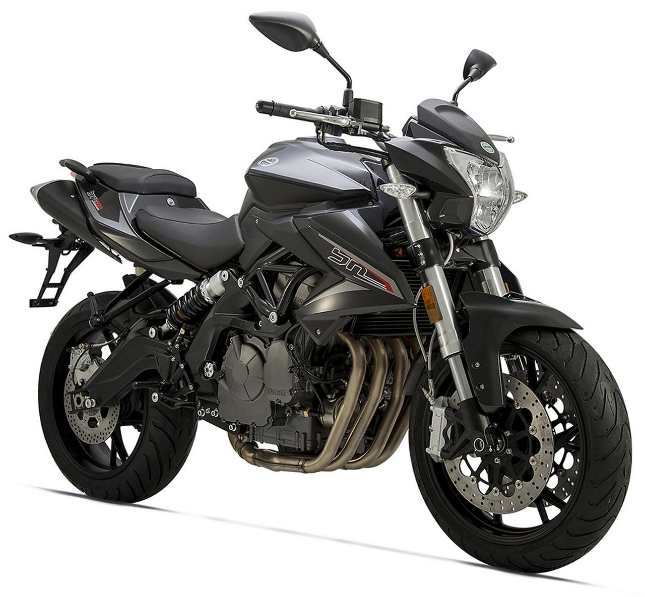 Мотоцикл Benelli BN 600 R 2015 характеристики, фотографии