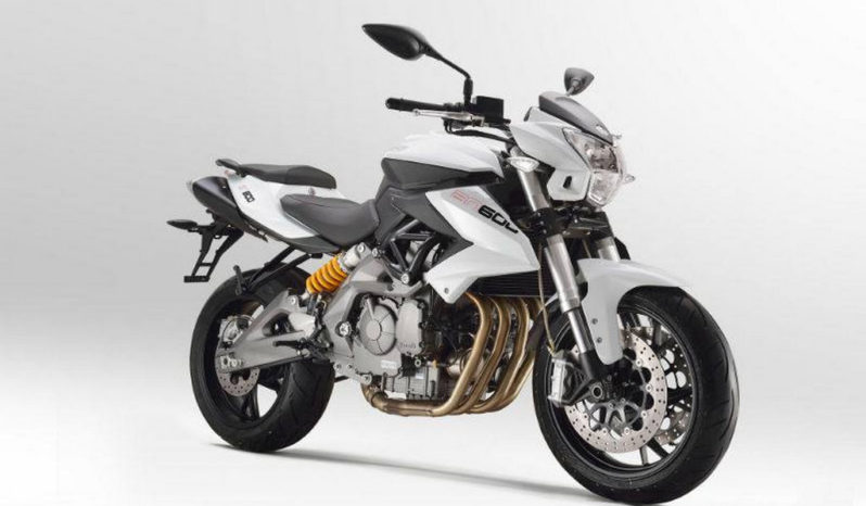 Benelli Bn 600 R Available Colors