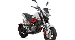 Benelli Tornado Naked T 125 2017
