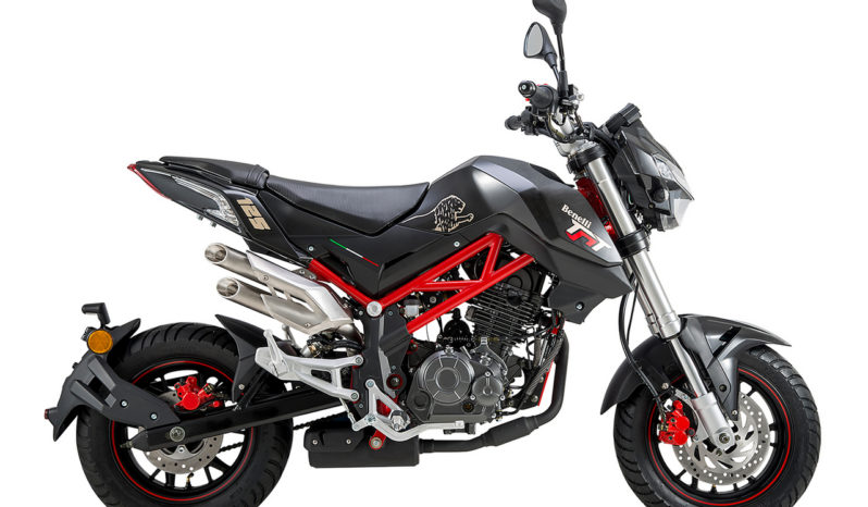 Benelli Tornado Naked T 125 2017 lleno