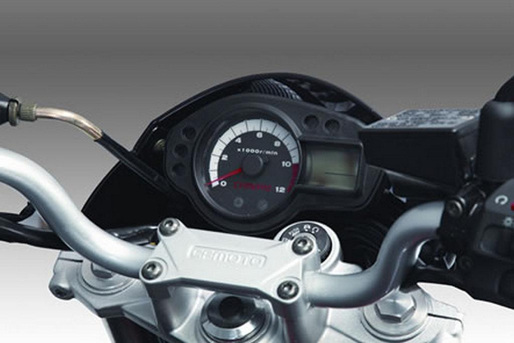 Ficha técnica de la CF Moto TK G 650 2016 - Masmoto.es