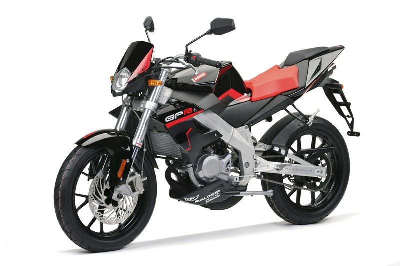 Derbi GPR 125 NUDE 2007 - Fiche moto - Motoplanete