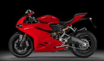 Ducati 959 Panigale 2017 lleno