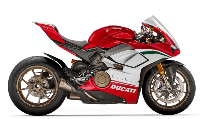 Ducati Panigale V4 Speciale 2018 lleno