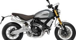 Ducati Scrambler 1100 Special 2018