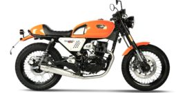 Hanway Raw 125 SR Sport Orange 2017