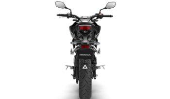 Honda CB125R 2018 lleno