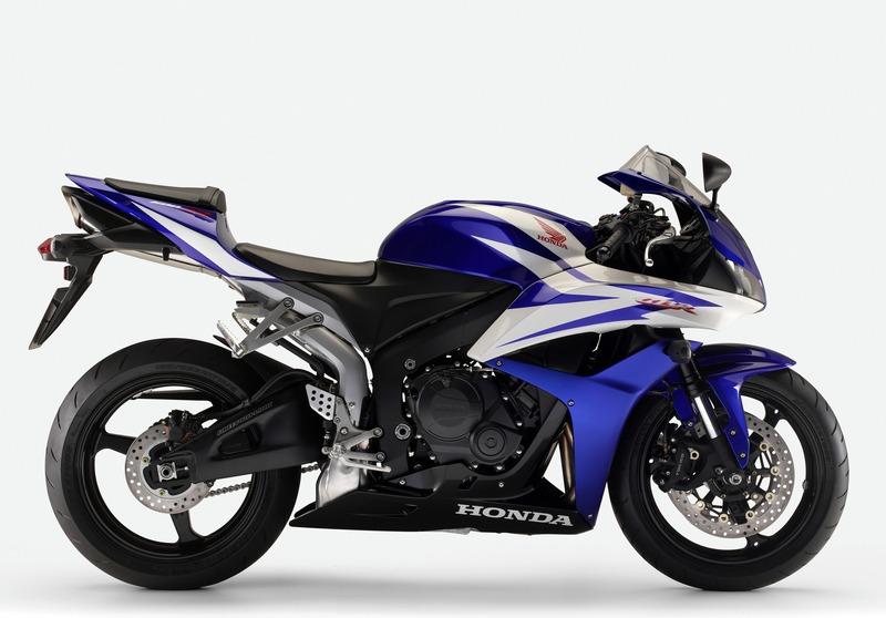 2008 - 9 Honda CBR600RR | Top Speed