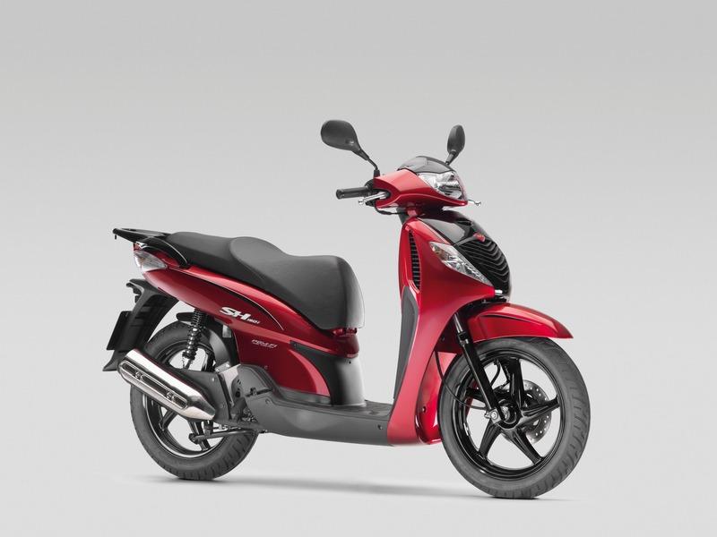 Honda SH 125 Mode 2021 | Moto1Pro