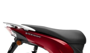 Honda Vision 2017 lleno