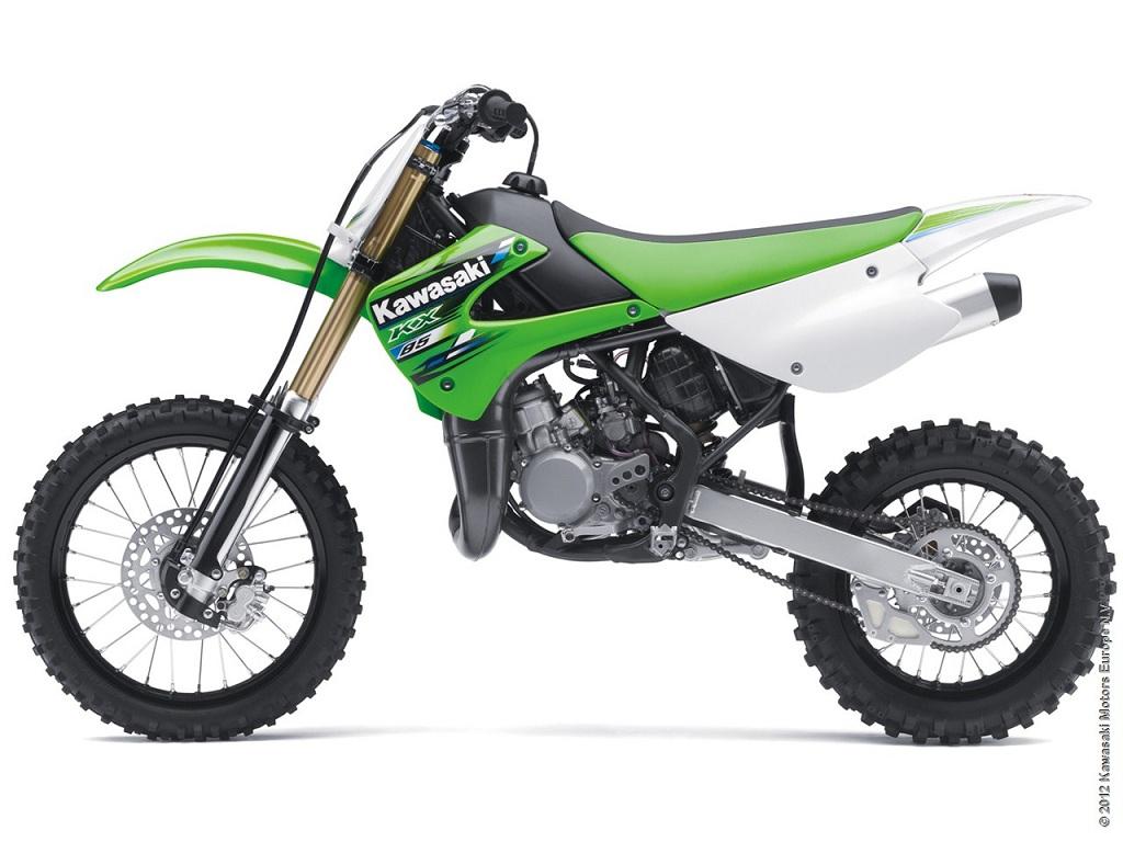 Kawasaki KX85 I 2020 : Precio, fotos y ficha técnica