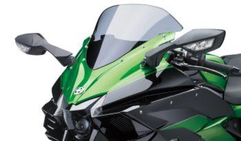 Kawasaki Ninja H2 SX 2018 lleno