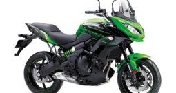 Kawasaki Versys 650 Special Edition 2017