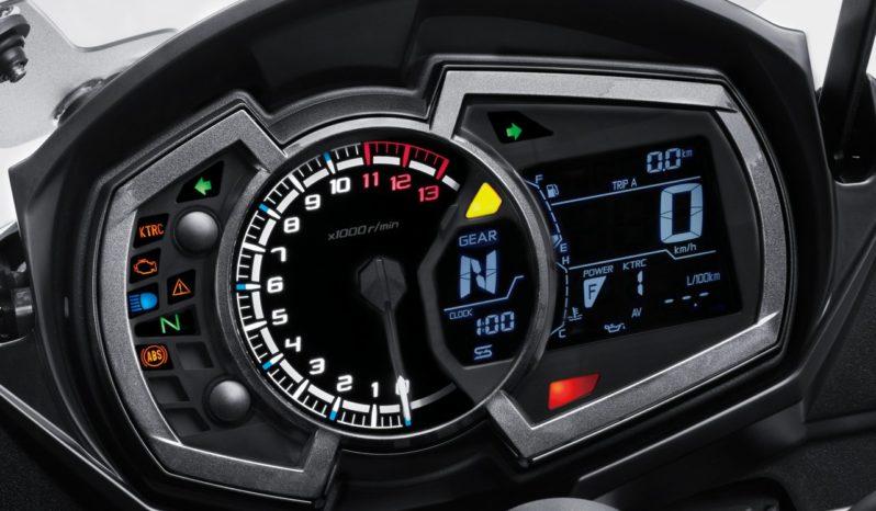Kawasaki Z1000SX 2017 lleno