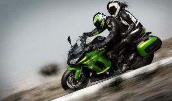 Kawasaki Z1000SX 2016 lleno