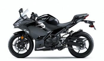 Kawasaki Ninja 400 ABS 2018 lleno