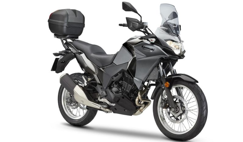 Kawasaki Versys-X 300 Urban 2017 lleno