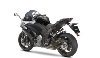 Kawasaki Z1000SX Performance 2017 lleno