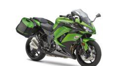 Kawasaki Z1000SX Tourer 2017