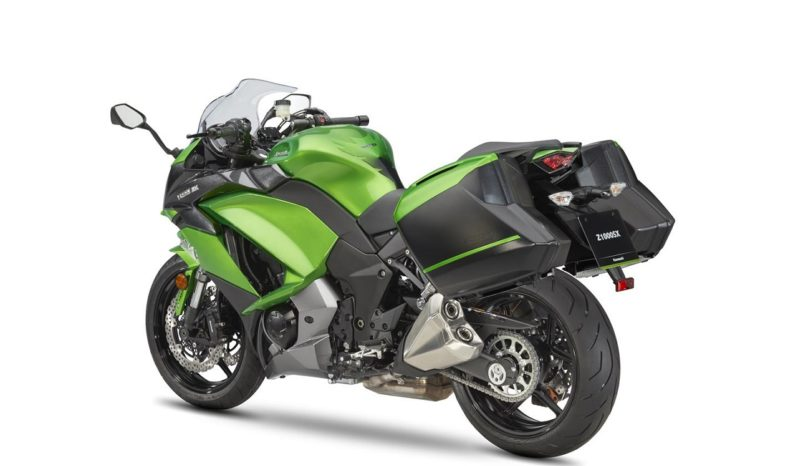 Kawasaki Z1000SX Tourer 2017 lleno
