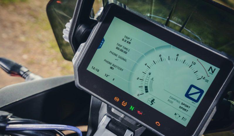 KTM 1290 Super Adventure S 2017 lleno