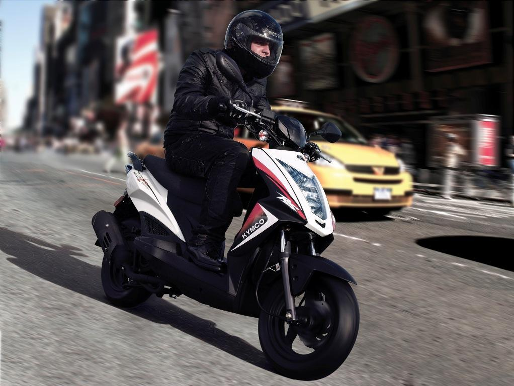 Kymco Agility RS Naked 50 - Alle technischen Daten zum