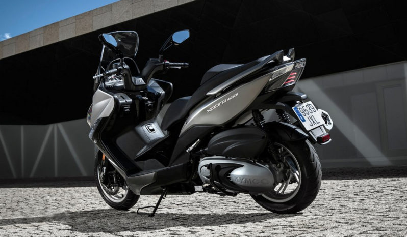 Kymco Xciting 400i 2017 lleno