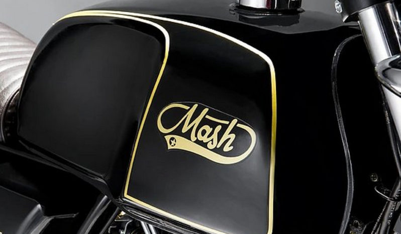 Mash Black Seven 125 2017 lleno