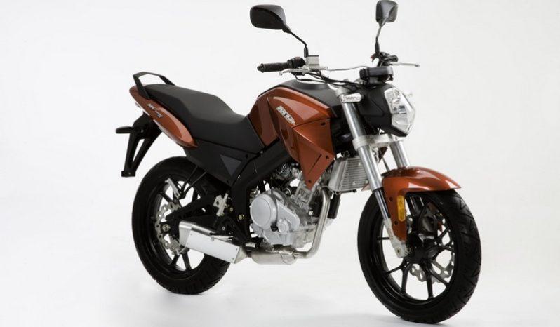 Ficha técnica de la MH Motorcycles MH7 125 Liquid Cooled