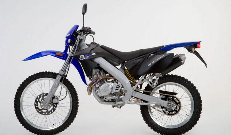 MH Motorcycles Bogga 125 2017-2019 precio ficha opiniones