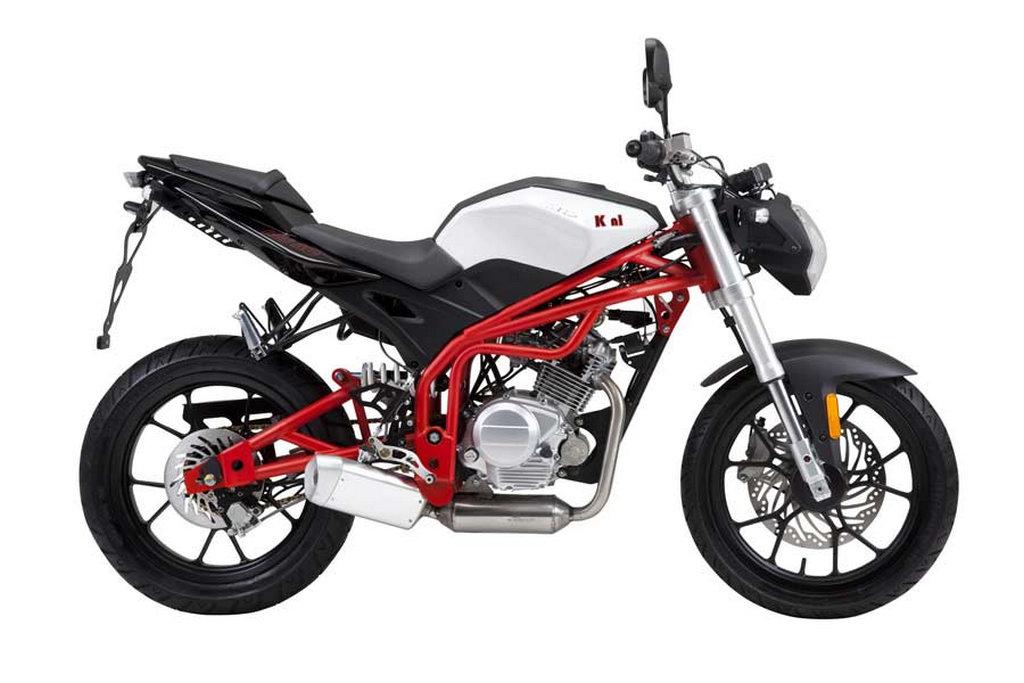Precio y ficha técnica de la moto MH KN1 125 2009 - Arpem