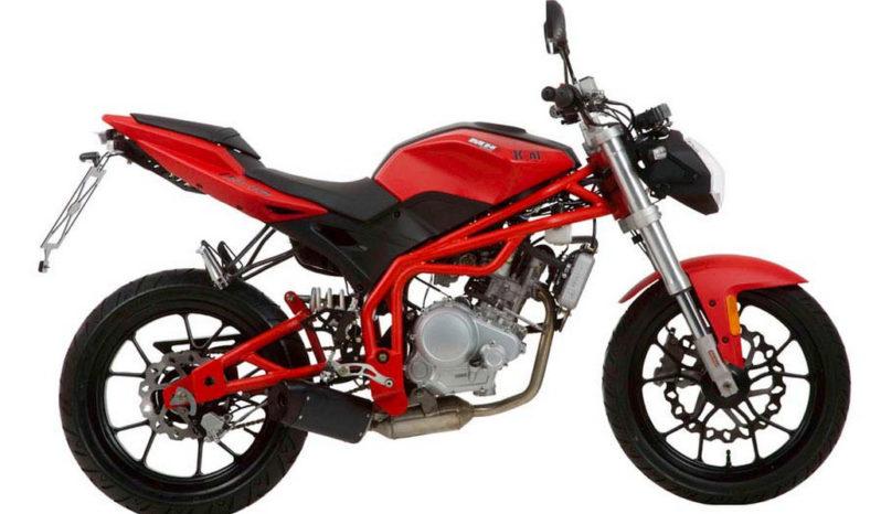 Ficha técnica de la MH Motorcycles KN1 125 Liquid Cooled