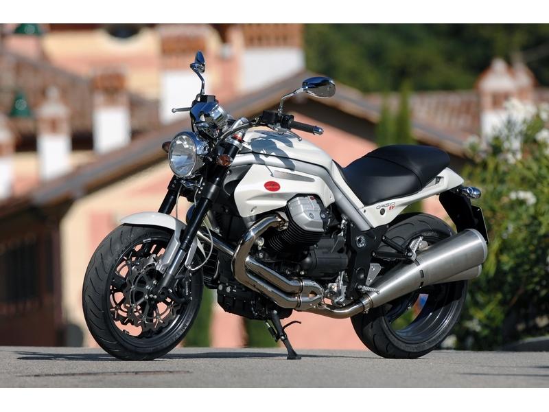 Precio y ficha técnica de la moto Moto Guzzi Griso 850