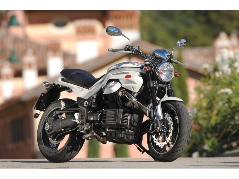 Moto Guzzi Guzzi Griso 850 : Precio, fotos y ficha técnica