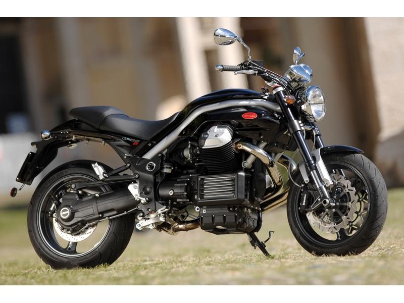 Ficha técnica de la Moto Guzzi Griso 850 2006 - Masmoto.es