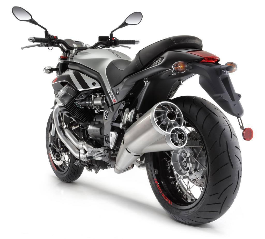 Ficha técnica de la Moto Guzzi Griso1200 8V SE 2014
