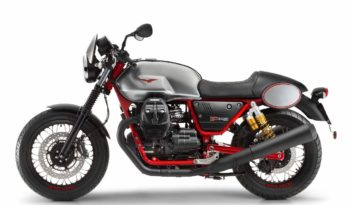 Moto Guzzi V7 III Racer 2017 lleno