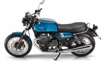 Moto Guzzi V7 III Special 2017 lleno