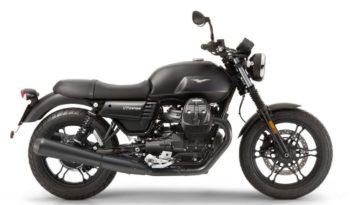 Moto Guzzi V7 III Stone 2017 lleno