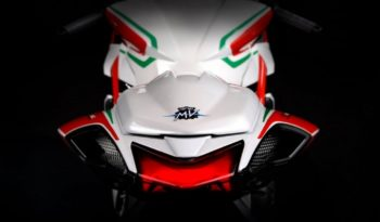 MV Agusta F3 800 RC 2018 lleno