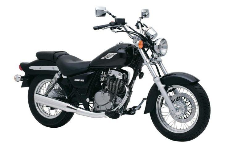 Moto custom Suzuki Marauder 250: Precio, Fotos y Ficha