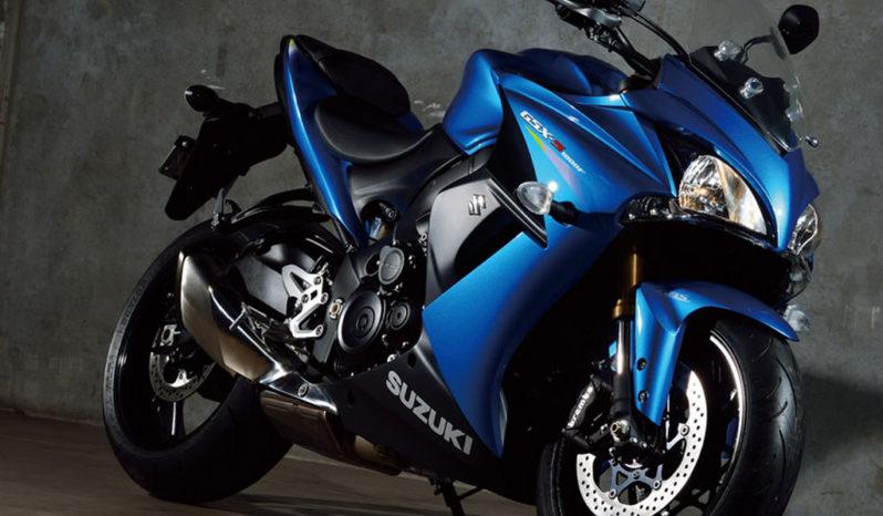Suzuki GSX-S1000F ABS 2015 lleno